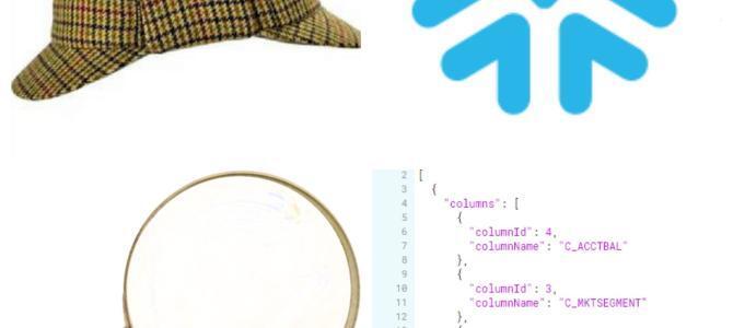 Tip – Holmesian deduction on the Snowflake Data Cloud